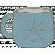 Winter Day - Mug Doodle 3