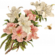 Spring Day - Flower Ephemera