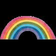 Raindrops & Rainbows - Rainbow Doodle 2