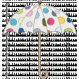 Raindrops & Rainbows - Umbrella Doodle 1