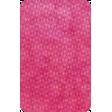 Raindrops & Rainbows - Pink Card