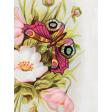 Raindrops & Rainbows - Butterfly Journal Card