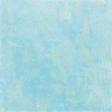 Raindrops & Rainbows - Teal Watercolor Paper 1