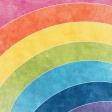 Raindrops & Rainbows - Rainbow Watercolor Paper