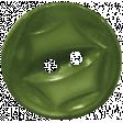 Raindrops & Rainbows - Green Button 03