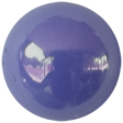 Raindrops & Rainbows - Purple Button 03