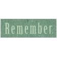 Family Day - Remember Word Art