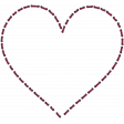 Family Day - Stitched Heart