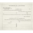 Family Day - Marriage License