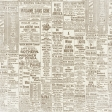Family Day - Cream Newsprint Paper