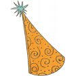 Happy Birthday Mini - Hat Doodle
