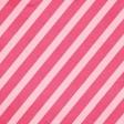 Happy Birthday Mini - Pink Striped Paper