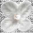 Nature Escape Mini - White Flower