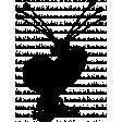 Animal Stamp Template 006