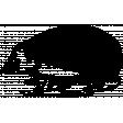 Animal Stamp Template 014