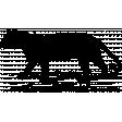 Animal Stamp Template 017