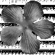 Fabric Flower Template 078
