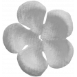 Fabric Flower Template 079