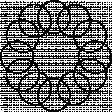 Circle Doodle Template 019