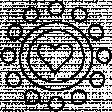 Sun Doodle Template 009