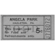 Ticket Template 018