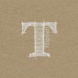 Toolbox Calendar - Sketchy Day Journal Card - Tuesday 4x4