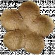 Slice of Summer - Brown Paper Flower