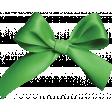 Apple Crisp - Green Bow