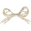 Apple Crisp - Twine Bow