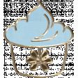 Apple Crisp - Cupcake Doodle Clip 02