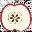 Apple Crisp - Apple Doodle 06