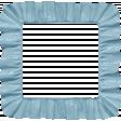 Apple Crisp - Blue Plastic Frame