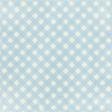 Apple Crisp - Blue Gingham Paper