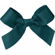 Day of Thanks - Dark Teal Bow
