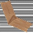 Apple Crisp - Brown Washi Tape