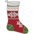 Home for the Holidays Doodle Kit 2 - Stocking Doodle