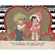 Toolbox Valentines Vintage Kit 1 - Valentine 07