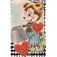 Toolbox Valentines Vintage Kit 2 - Valentine 12