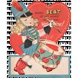 Toolbox Valentines Vintage Kit 3 - Valentine 15