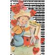 Toolbox Valentines Vintage Kit 3 - Valentine 16