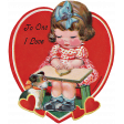 Toolbox Valentines Vintage Kit 3 - Valentine 17