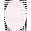 Good Life April 2018 - Pink Doily