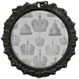 All the Princesses - Gray Crown Brad