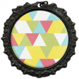 All the Princesses - Pastel Geometric Brad