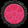 All the Princesses - Pink Crown Brad