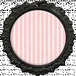 All the Princesses - Pink Striped Brad