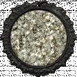 All the Princesses - Silver Glitter Brad 02