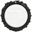 All the Princesses - White Newsprint Brad