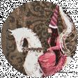 All the Princesses - Ephemera Brad Disk 59