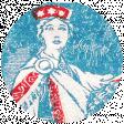 All the Princesses - Ephemera Brad Disk 74